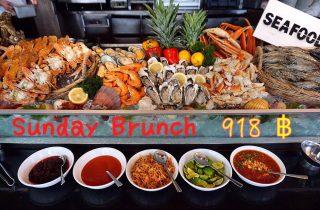 Sunday brunch Cafe de nimes